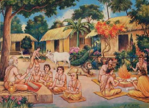 Continuous, Comprehensive and Cumulative – The Knowledge Tradition of India