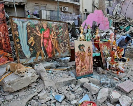 Monthly Hindu Persecution Digest: March- May 2017