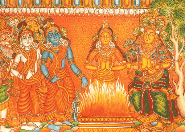 Agni and the Fire of Self-Inquiry