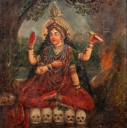 Dasha Mahavidyas- III: Bhairavi