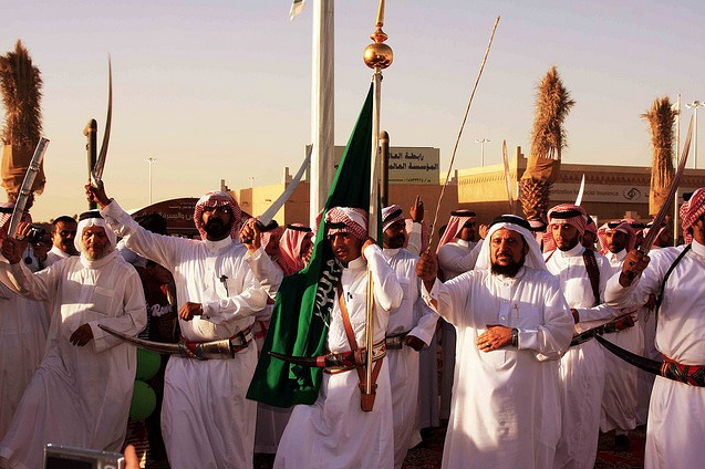 Islamic Inferno Is Charring The World With Saudi Arabia Merrily Playing Fiddle