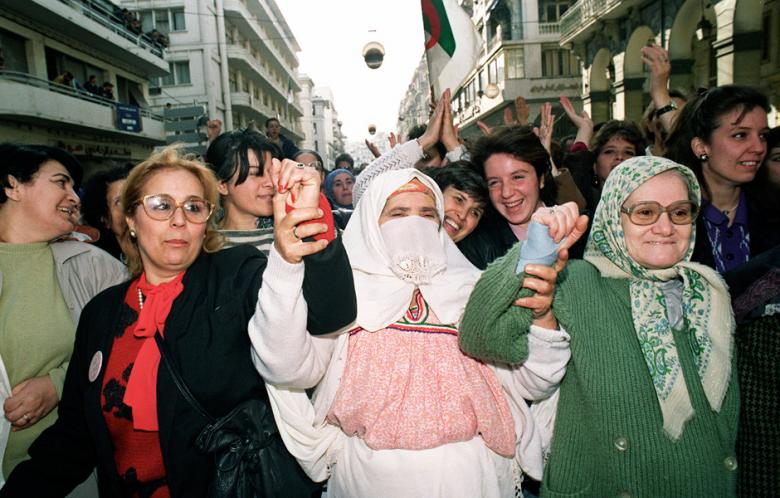 An interplay between women and Islamic radicalisation