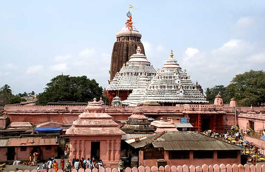 Jagannath Puri: Survivor of 18 invasions