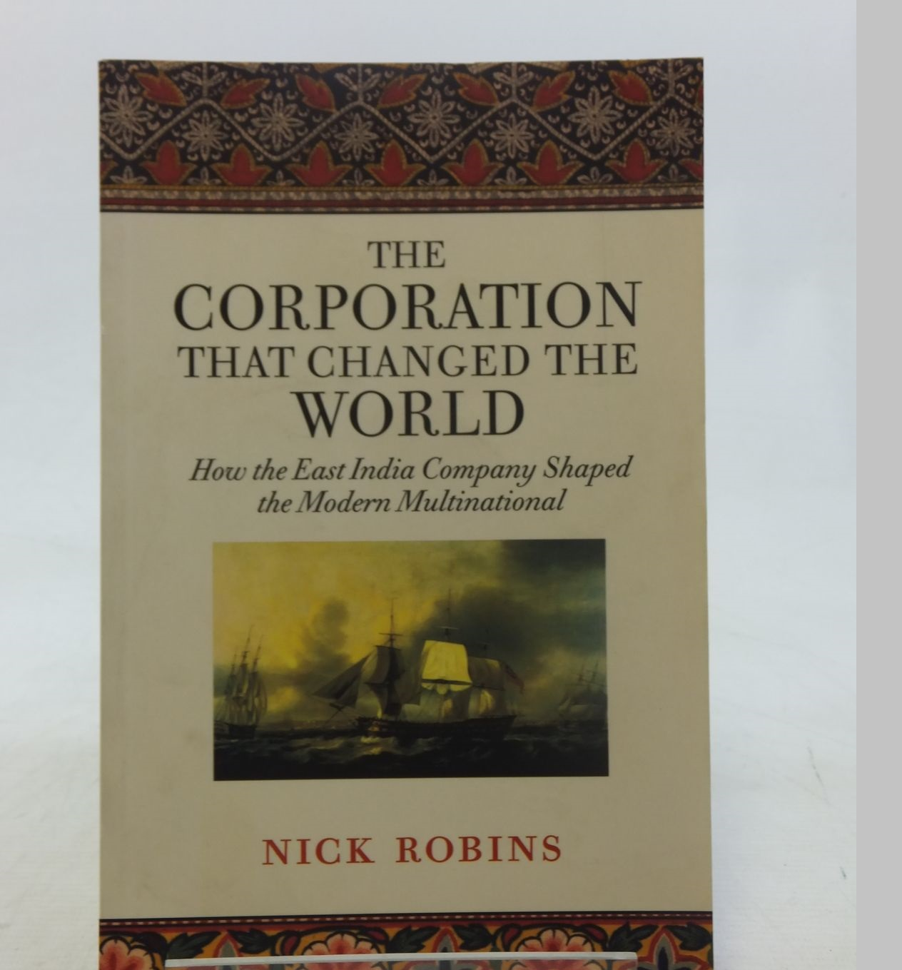 Book Review: The Corporation that Changed the World by Nick Robins