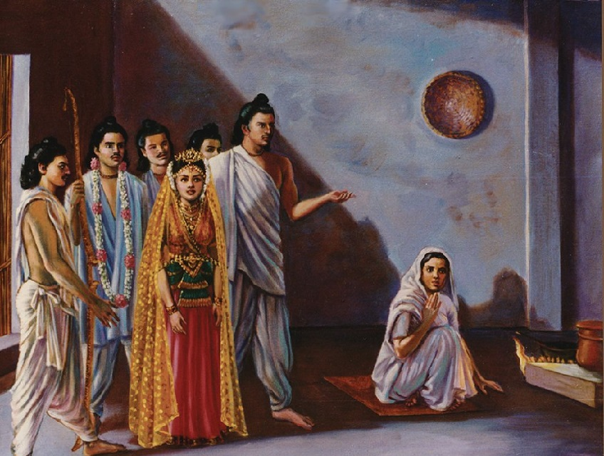 A Memo about Women in Mahabharata