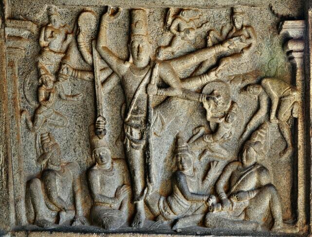 Trivikrama, Mahabali, and Onam