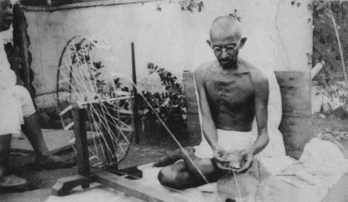 Happy Birthday Mr Gandhi!