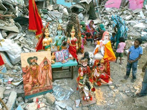 Monthly Hindu Persecution Digest: June- August 2017
