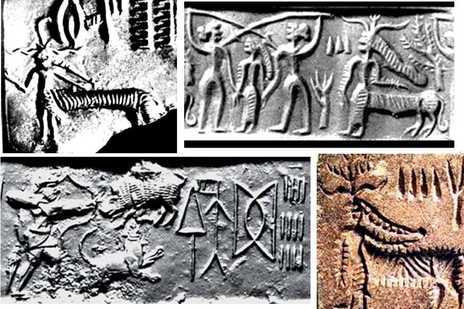 Vratyas in Indus Seals – I