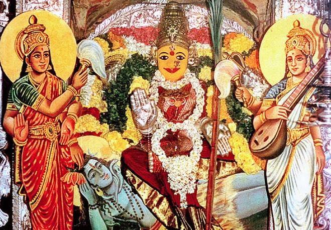 Text as the Metaphoric Body: Incorporation of Tripurā in Saundaryalaharī – I