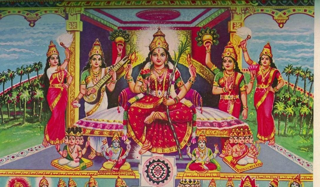Text as the Metaphoric Body: Incorporation of Tripurā in Saundaryalaharī – II