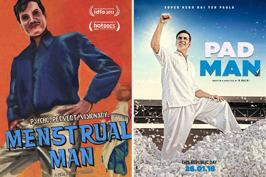 Padman – The Real Story of How He Shot to Fame by Selling Shame