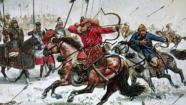 Wrecking Machine: When the Pagan Mongols Nearly Wiped Out Islam