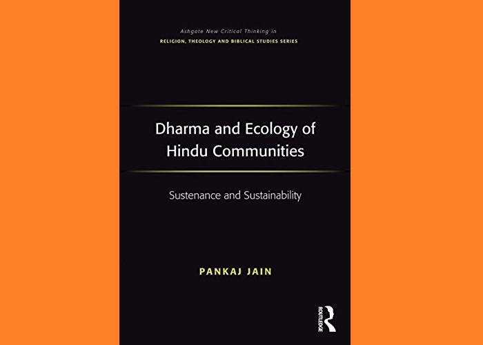Book Review: Dharma and Ecology of Hindu Communities by Pankaj Jain