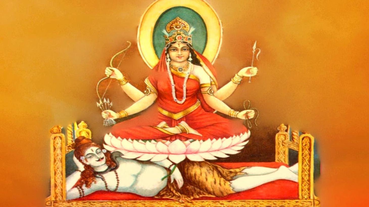 Dasha Mahavidyas – IV: Sodasi, the Mother of Desire