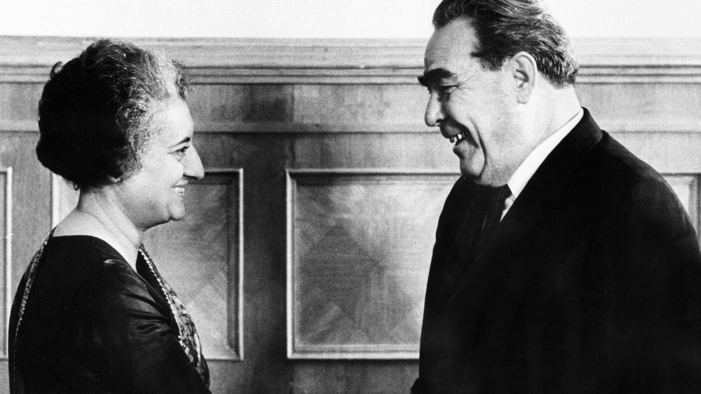 100 Years of Russian Revolution – IV: Was Indira Gandhi a Soviet Agent?