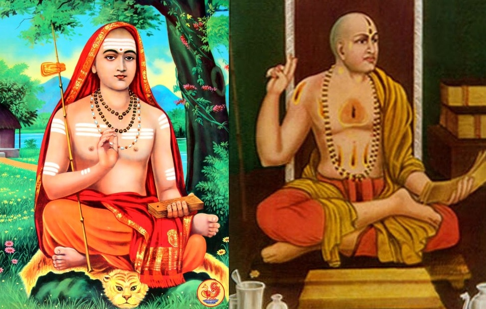 Advitiya Vishnu Vaada- I: How Advaita & Dvaita come together