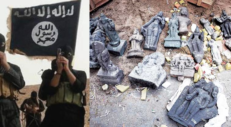How ISIS steals our Heritage and sells it for terror-funding