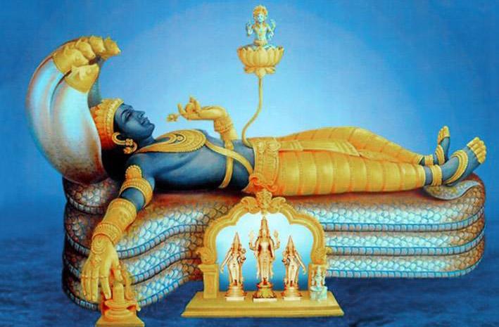 Advitiya Vishnu Vaada- II: Vishnu is Brahman