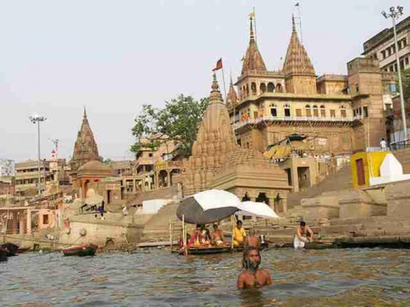 "Kashi Corridor – Are heritage structures, shrines, & ""Devata-Murtis"" being demolished?"