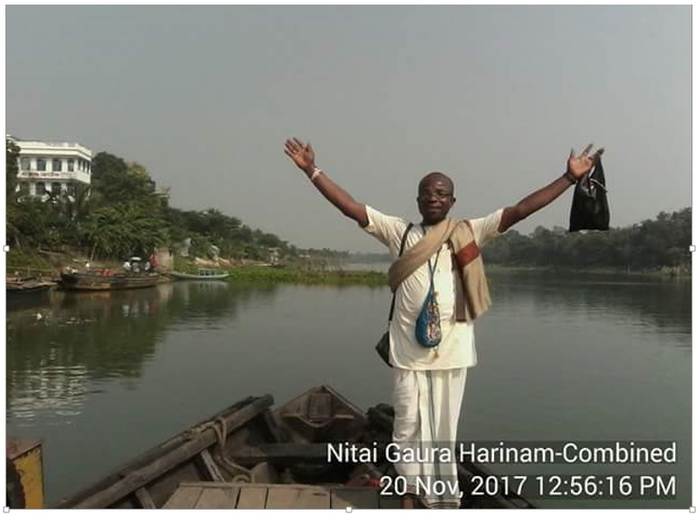 Journey of a Hindu from Nigeria: My Tirtha to Bharat