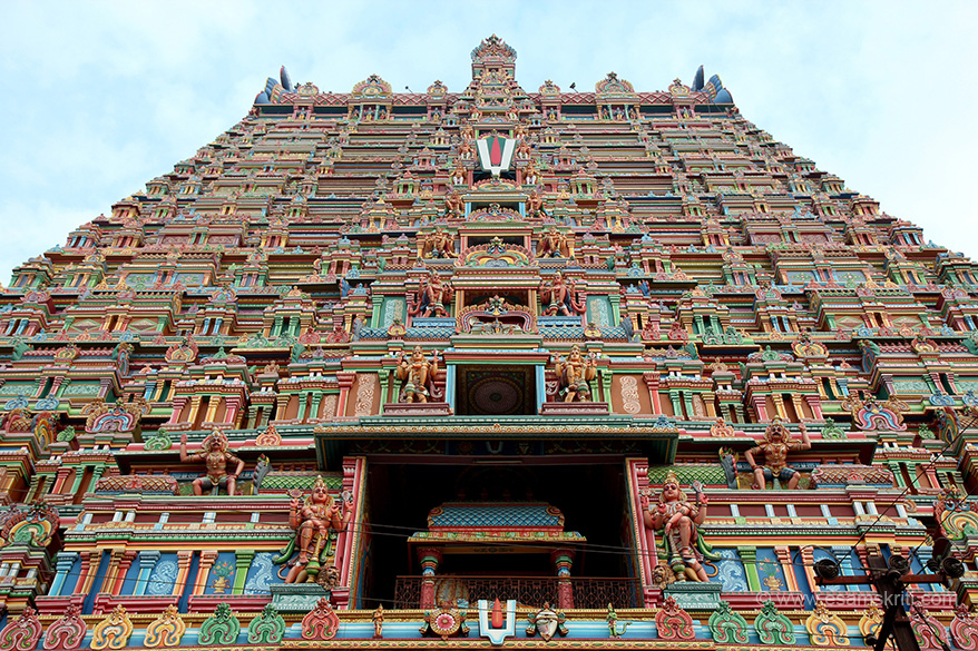 Tamil Nadu Travels – In the Lap of God