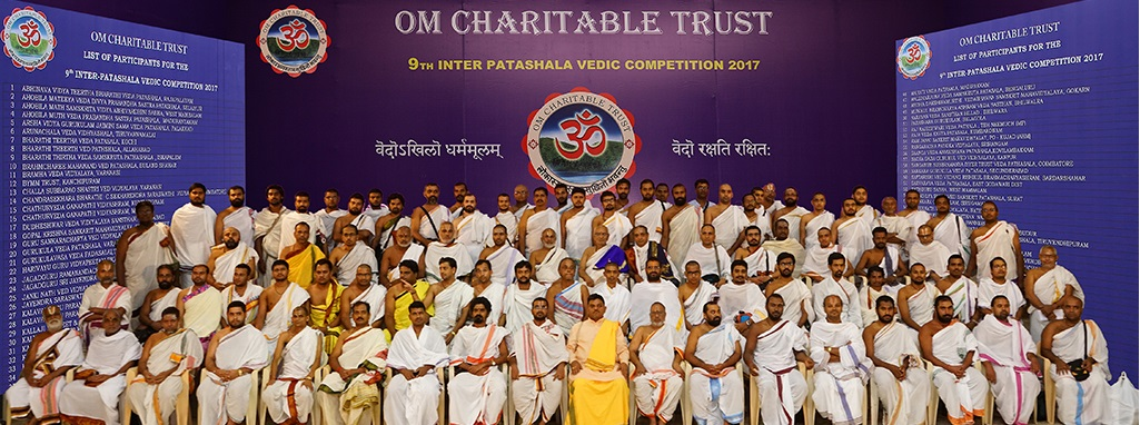 10th Inter Pathshala Vedic Competition by Om Charitable Trust