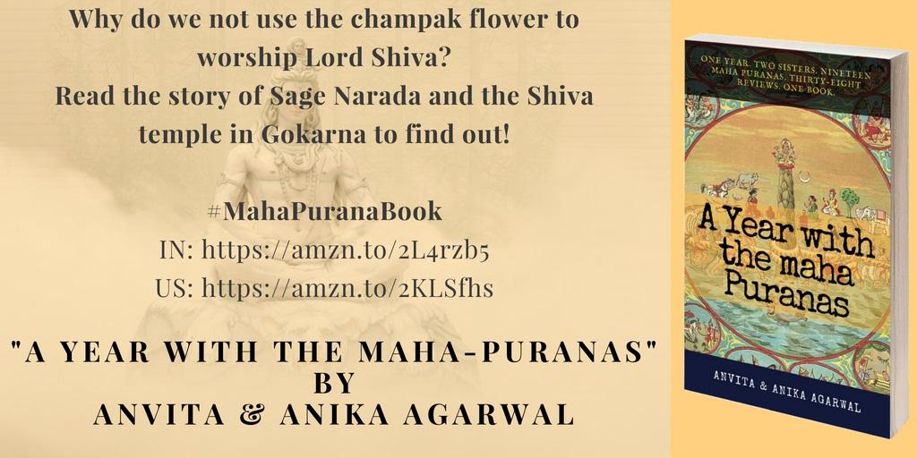 A Year with the Maha-Puranas