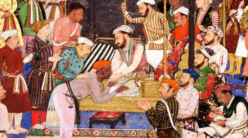 How Indian was the Mughal Empire?
