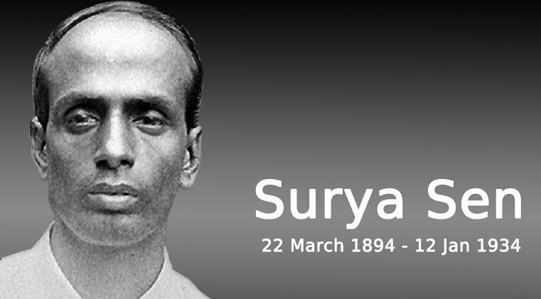 Surya Sen- The Hero of Chittgong