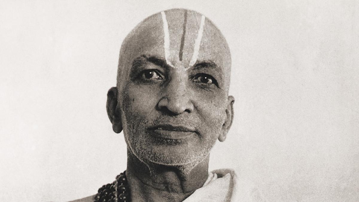 Yogacharya T. Krishnamacharya: A Man Extraordinaire