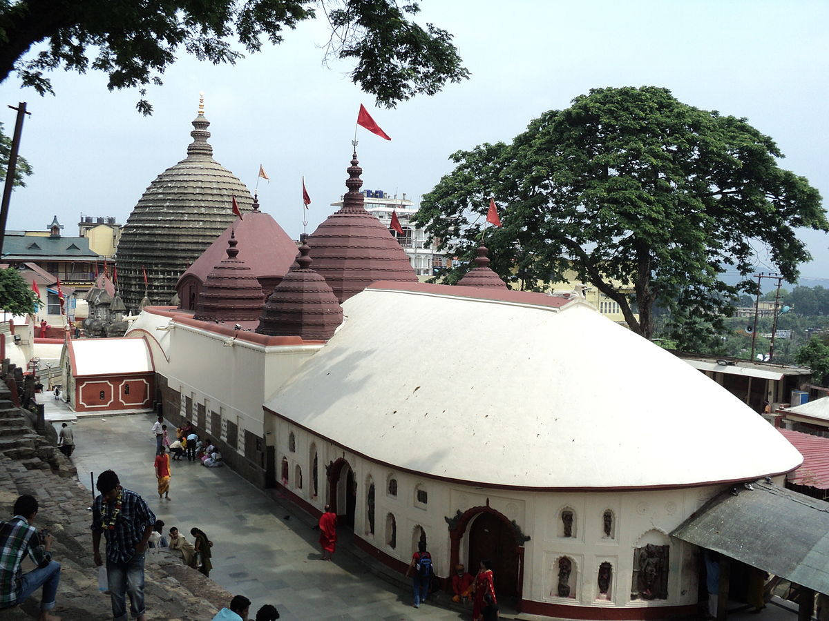 Temples and Treats of Assam