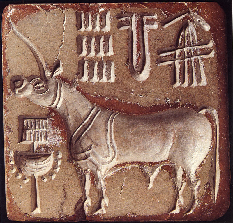 Significance of the single horned bull in Indus seals