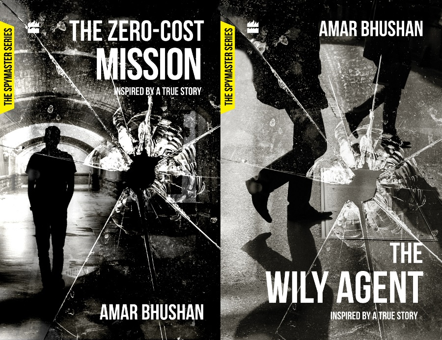 Book Review: The Zero-Cost Mission and The Wily Agent