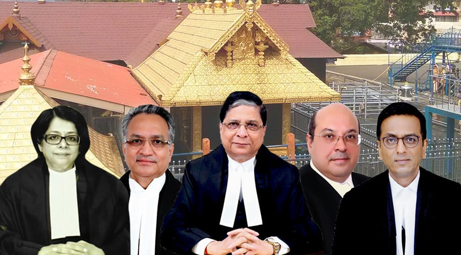 Court Decides Lord Ayyappa's Destiny