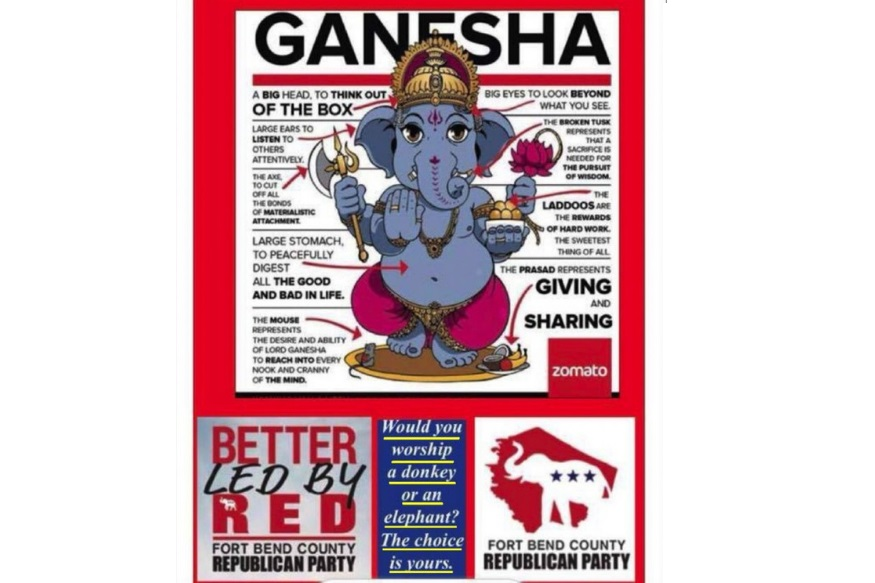 Should Hindus Be Offended at the Republican Party Ad Featuring Lord Ganesha?
