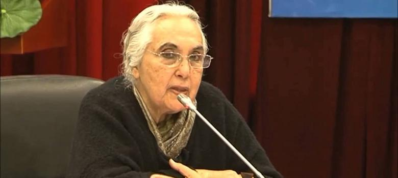 Defining Urban Naxal: A Tribute to Prof. Romila Thapar