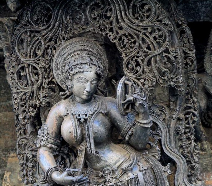 Erotic Sentiment in Indian Temple Sculptures