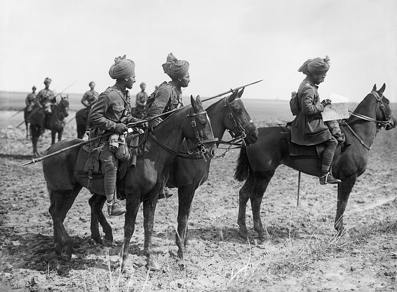 No country for dead men: World War I and India's collective amnesia