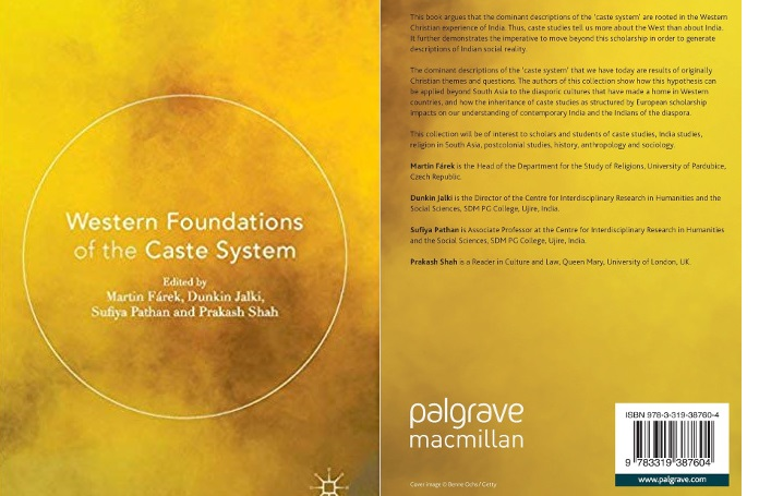 Book Review: Western Foundations of the Caste System