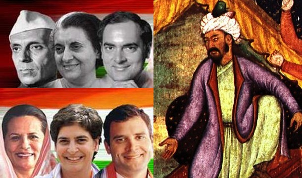 Why Babur Beckons Nehru-Gandhis!