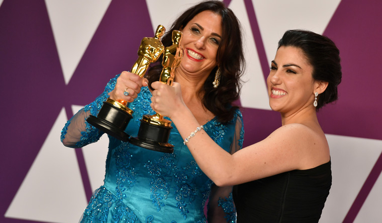 "And the Oscar goes to ""Period. End of Sentence"" for misrepresenting Indian women"