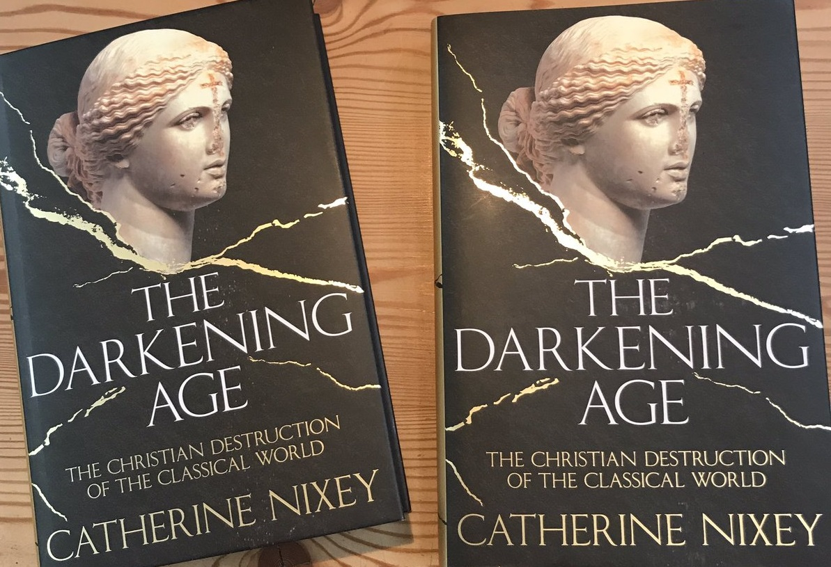 The Darkening Age: A Book by Catherine Nixey – 2