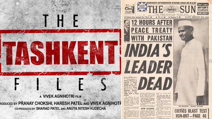 By attempting to ban 'The Tashkent Files' we are killing Shastri Ji once again!