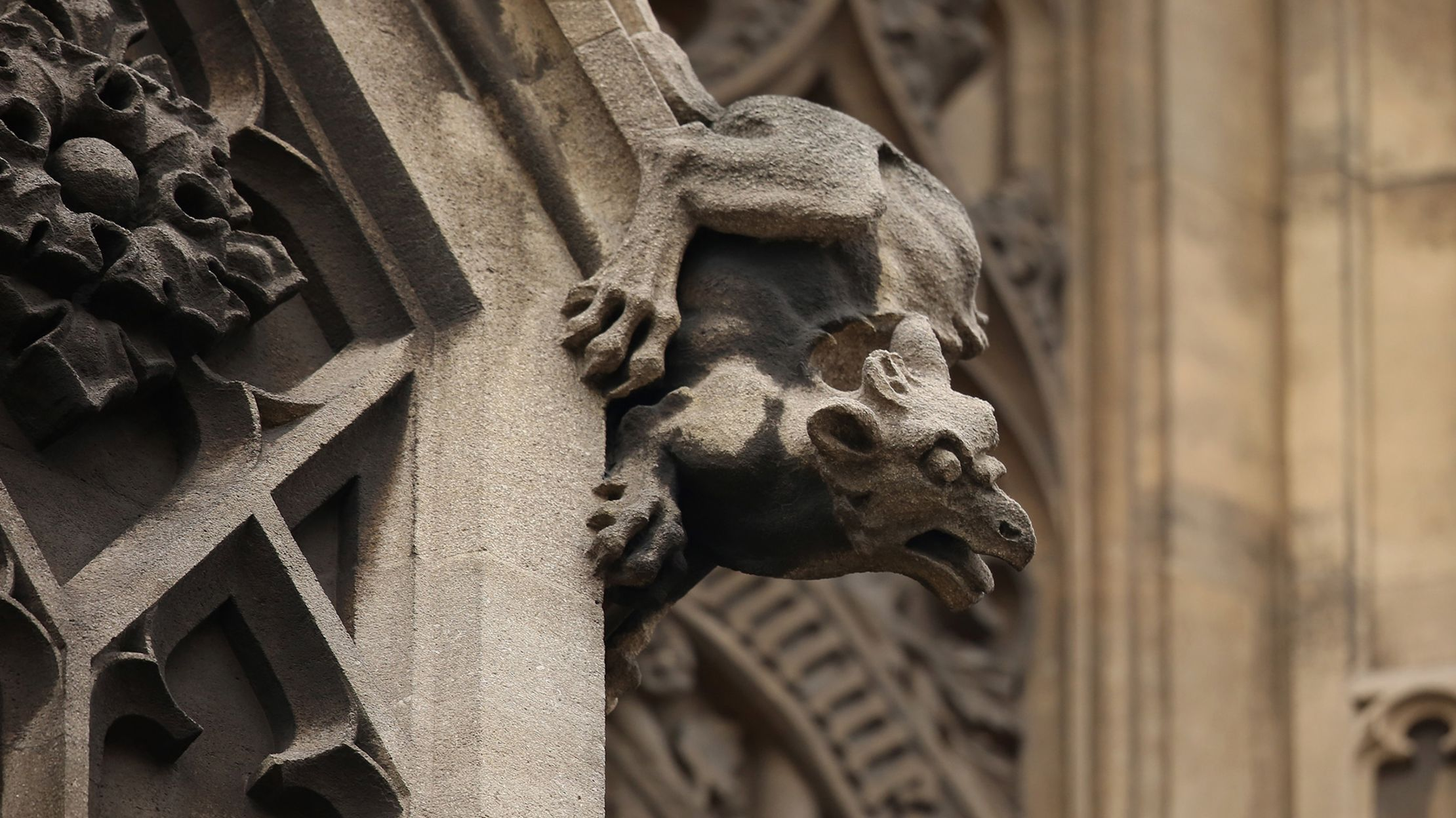 Notre Dame: Christianity and the Genocide of Gods in France