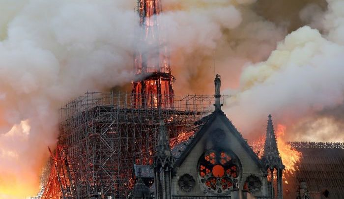 The Notre Dame Fire – Why it strikes a chord in many Indian hearts and minds