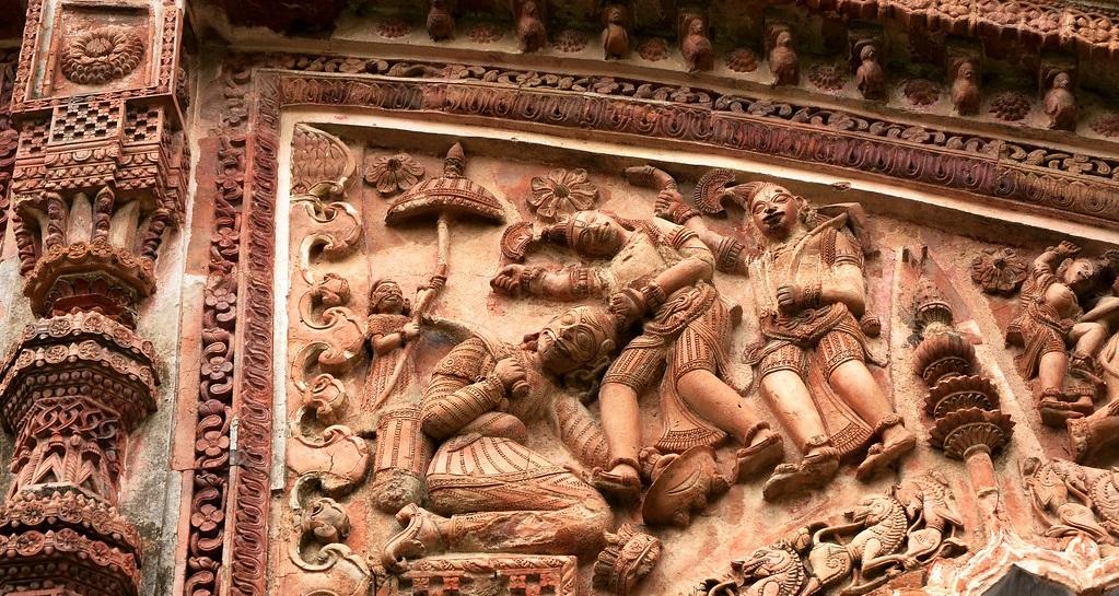 Rama versus Devi: Battleground Bengal
