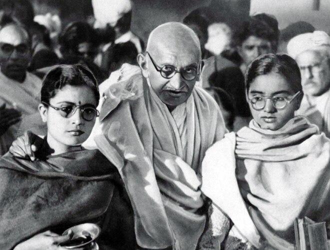 Mohandas Gandhi's Celibacy Experiments