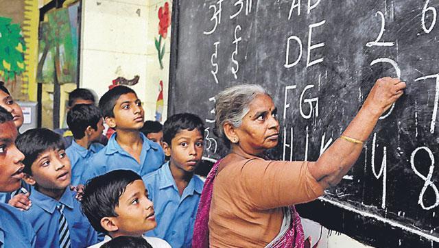 Reimagining Education in New India