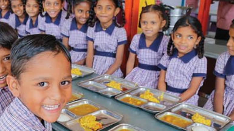 Akshaya Patra mid-day meal controversy: Another attack on Dharmic values